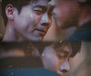 actor, crying, and handsome image
