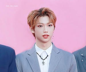 Chan, felix, and hyunjin image