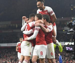 Arsenal, Chelsea, and london image