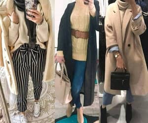 cardigans, scarf, and hijab image
