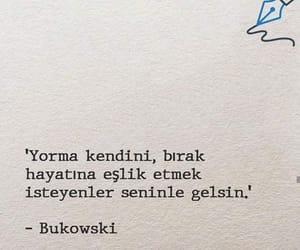 Bukowski and türkçe sözler image