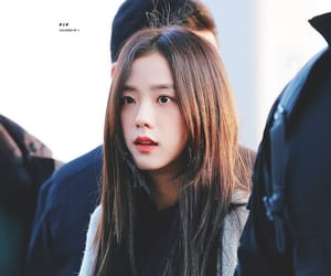 korean, kpop, and jisoo image