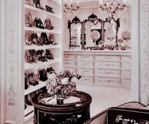 luxury, shoes, and interior image