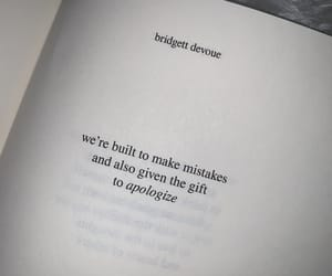 apologize, life, and mistakes image