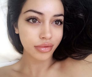 makeup, natural beauty, and pretty girl image