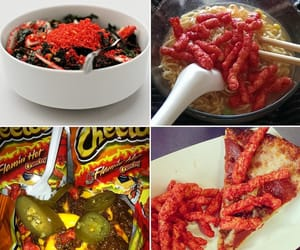 chips, snacks, and spicy image