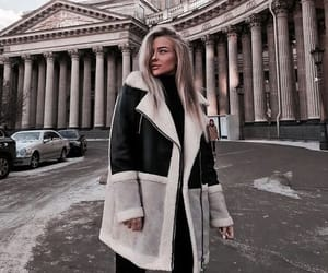 aesthetic, architecture, and blonde hair image