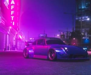 alternative, bright, and car image
