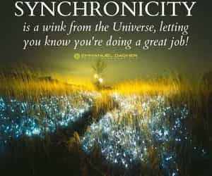 empowerment, fireflies, and synchronicity image