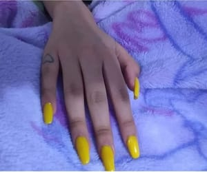 glam, hand tattoo, and hands image