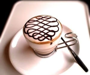 coffee, delicious, and drinks image