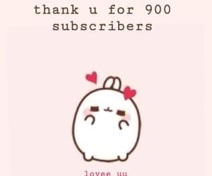 lovee, 900, and thak u image
