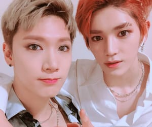ten, wayv, and lee taeyong image