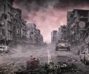 apocalypse, destruction, and city image