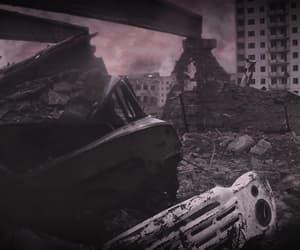 apocalypse, destruction, and fallout image