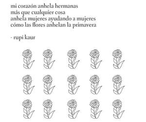 feminism, poemas, and poetas image