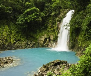 costa rica, nature, and places image