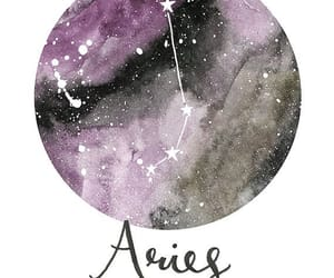 aries, astrology, and zodiac image