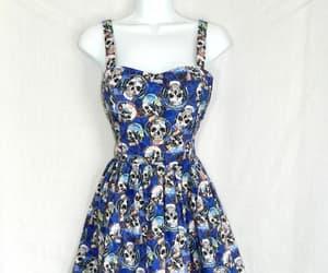 alt girl, dresses, and goth image
