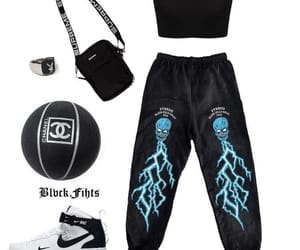 outfit, Polyvore, and streetwear image