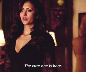 katherine pierce, Nina Dobrev, and the vampire diaries image