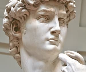 arte, florence, and sculpture image