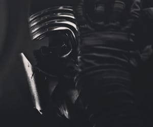 mask, star wars, and kylo ren image