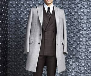 fashion, menswear, and tailoring image
