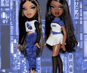 bratz and doll image