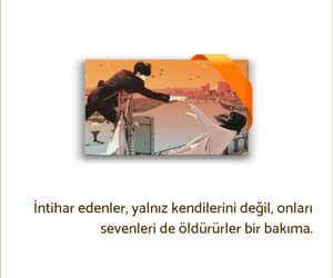 intihar, edebiyat, and resimli sözler image