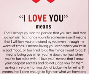definition of love, what love is, and meaning of love image