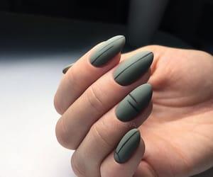 matt, nail, and verde image
