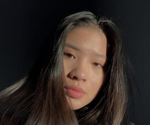 brown eyes, vsco, and makeup image
