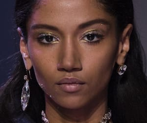 Couture, earrings, and jewlery image