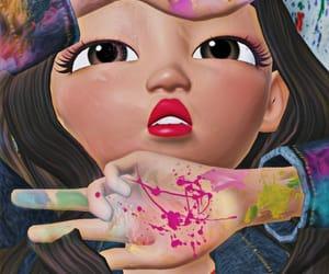 avatar, zepeto, and drawing image