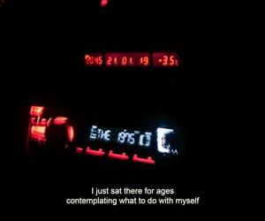 car, Lyrics, and radio image