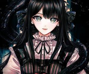 anime, anime girl, and lilith image