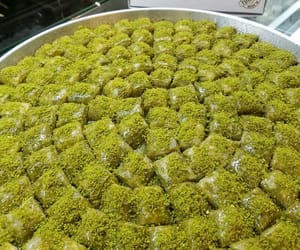 aesthetic, baklava, and delicious image