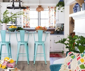 Artist Elaine Burge's Eclectic Georgia Home - Whitney Durham Interiors