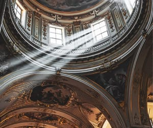 architecture, art, and light image