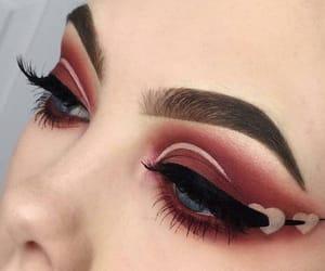 art, make-up, and cool image