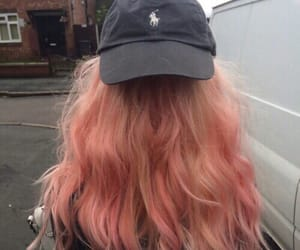 alternative, hat, and pinkhair image