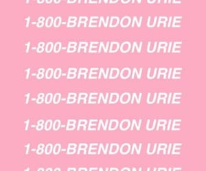brendon urie, funny, and panic at the disco image