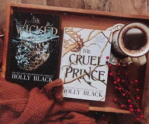 books, bookworm, and the cruel prince image