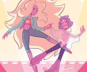 rainbow quartz and steven universe image