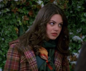 Mila Kunis, that 70s show, and jackie burkhart image