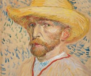 art, van gogh, and painting image