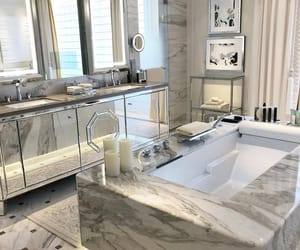 home, bathroom, and luxury image