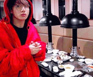 boyfriend, jin, and jhope image