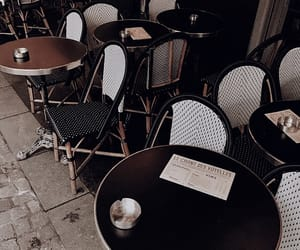 aesthetic, cafe, and design image